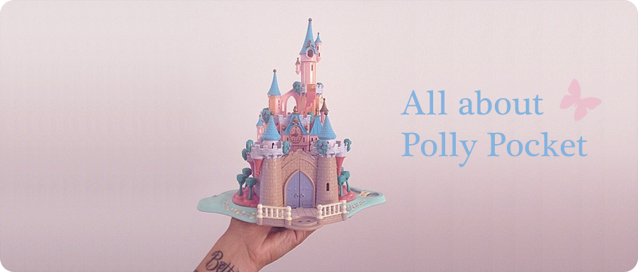 All About Polly Pocket Bluebird