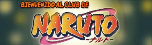 CLUB NARUTO Logonaruto