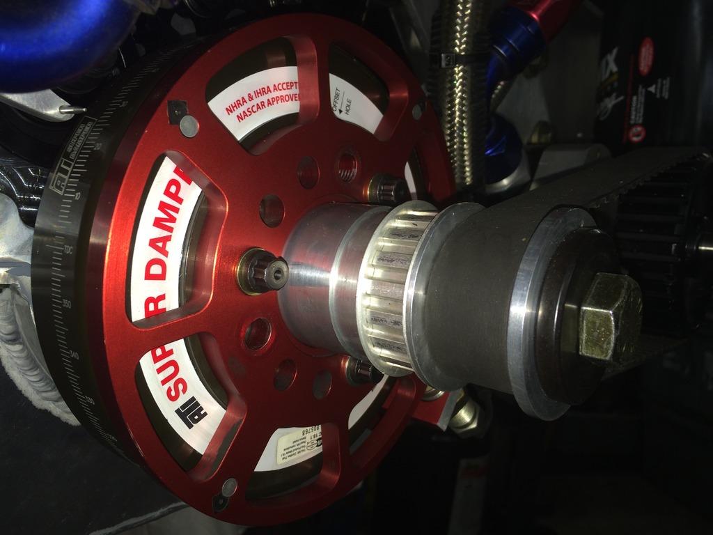 Vacuum pump drive mandrel? F22BCBB5-27D0-471C-ABFA-F379D6DB40CA