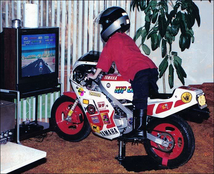 What's the one game that best sums up your childhood gaming experience? Super_Hang-On_2