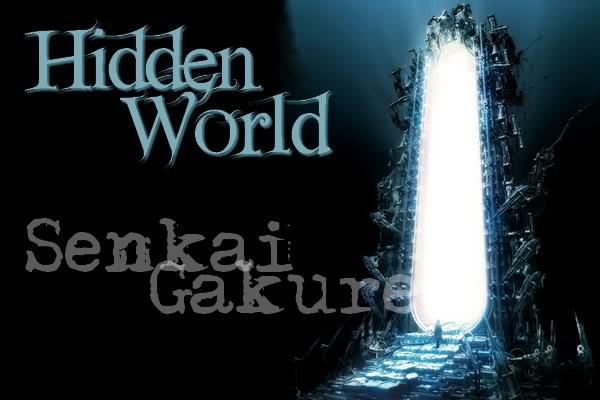 Senkai Gakure - Hidden World -  RPG