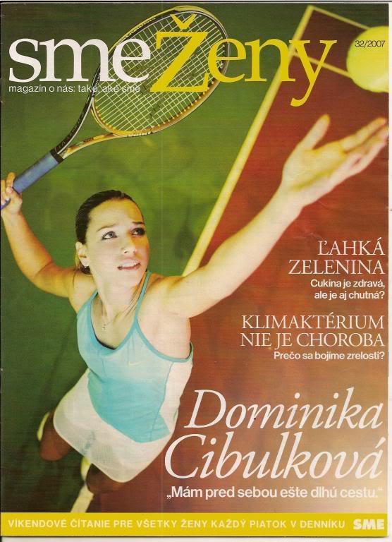 Dominika Cibulkova Gallery Domi201