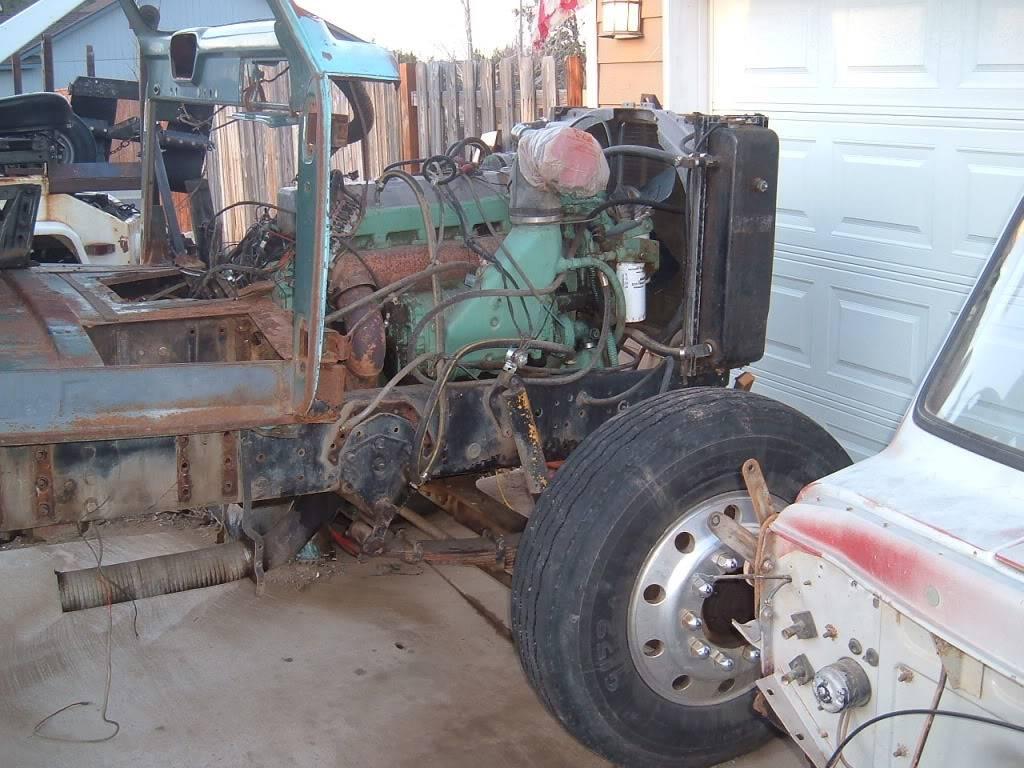 Ford Big Job part 2: DSCF3383