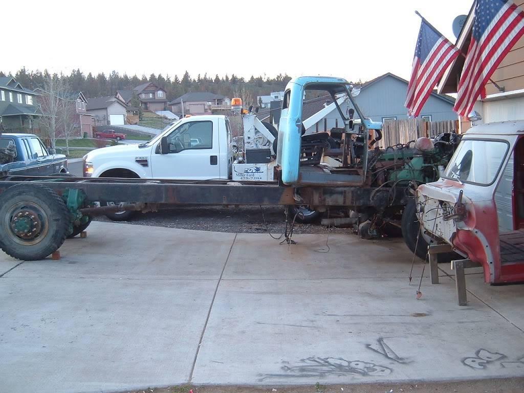 Ford Big Job part 2: DSCF3393