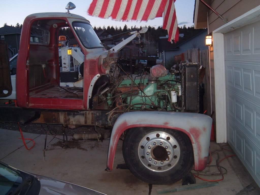 Ford Big Job part 2: DSCF3395