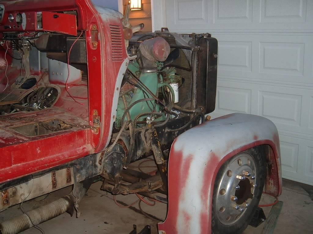 Ford Big Job part 2: DSCF3398