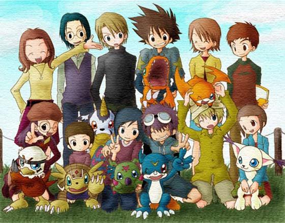 Συλλογές :P Digimon1and2v1