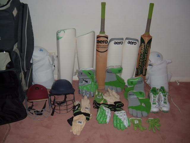 Post your batting kit Mykitgood