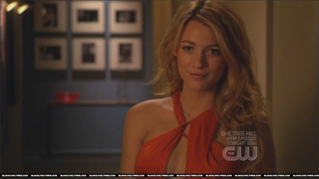 Serena Van der Woodsen as Blake Lively Sinttulo-1