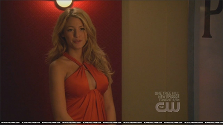 Serena Van der Woodsen as Blake Lively Sinttulo-2-2
