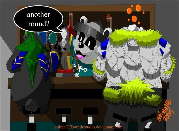 FUNNY SHIT DOTA_BAR_by_animaTEDarcticstudio