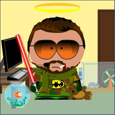 Create your own South Park character Sp2