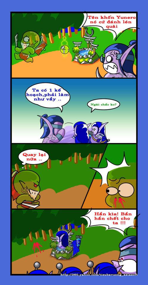 Truyen tranh Warcraft day!!!!! W4