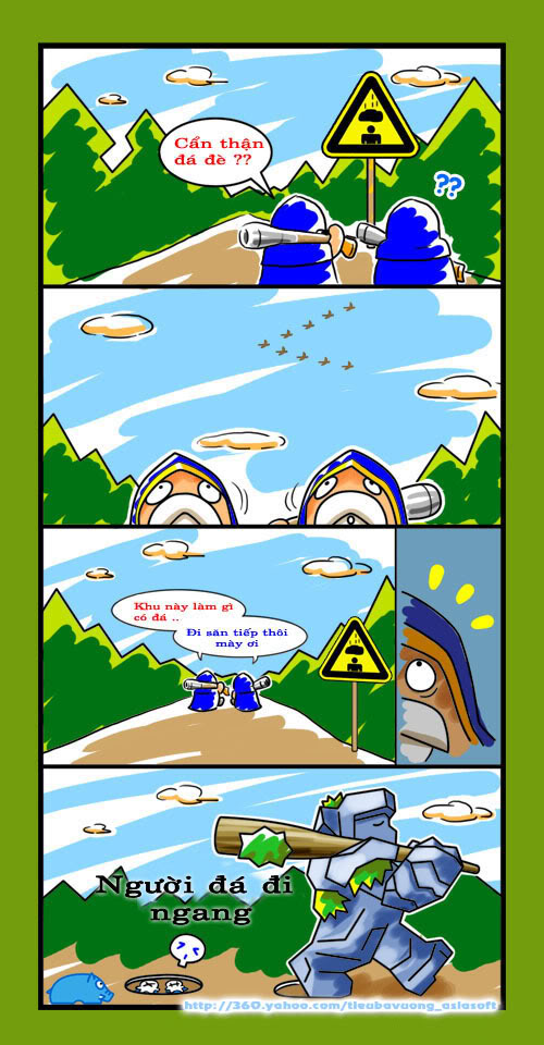 Truyen tranh Warcraft day!!!!! W5