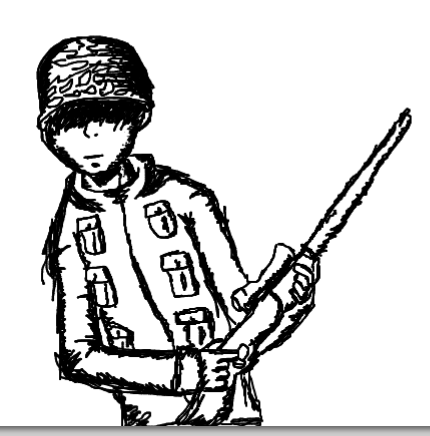FlockDraw ArmyGuy