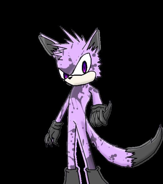 Sonic-Style SaydDino SaydeFox2