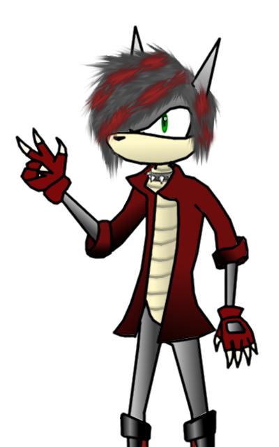 Sonic-Style SaydDino Sayddino4