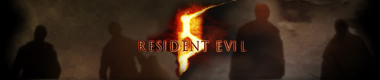 Resident Evil 5 Rebanner