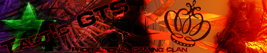 Tact!cGTS Clan-Forum - Home Tacticbanner4b-1