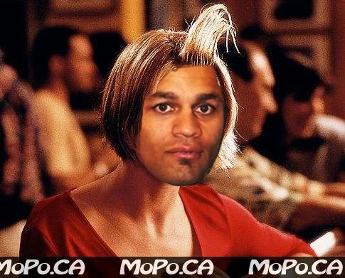Paul 'Semtex' Daley photoshop Josh Koscheck commpetition Ks10