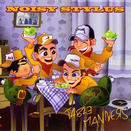 Birdy Nam Nam; premier album scratch d'Europe... Noisystylus