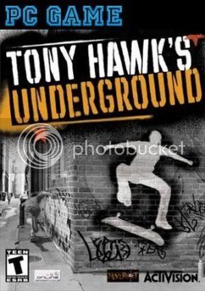 Ultrapost juegos 1 link (no megashares) parte 1 TonyHawksUndergroundCaratula