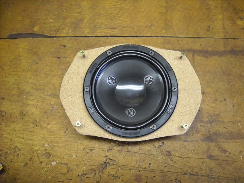 Teddy's Stereo and Modification UBL SpeakerMounts007