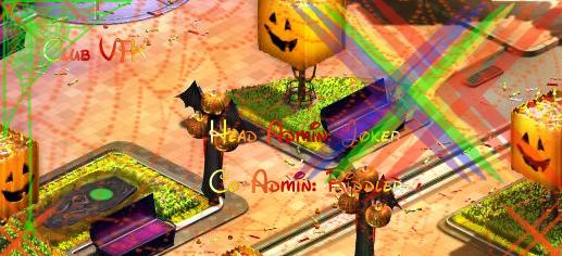 Halloween Banner for VFK Club 1-2