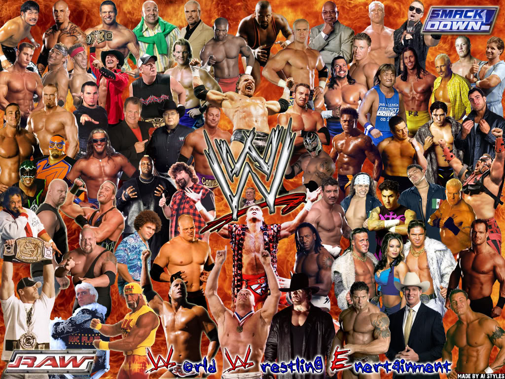 --FR-World Wrestling Entertainement: le jeu