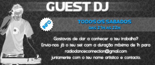 Radio Dance Connection Guestdj