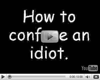 Como confundir um idiota Wlccw2