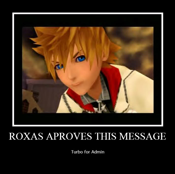 Turbo campaigning for Admin Roxas-1