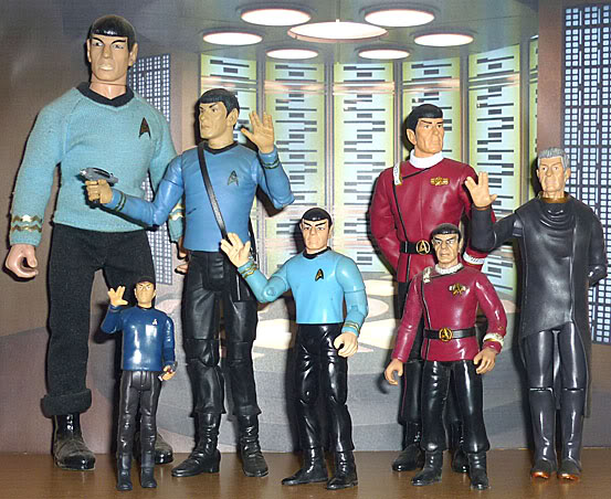 Star Trek figures and collectibles Spocks_comp