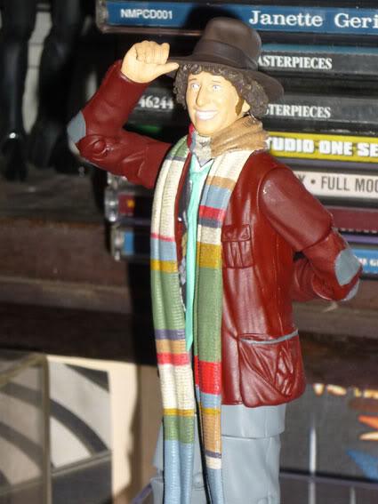 Doctor Who? random gold... Doctor