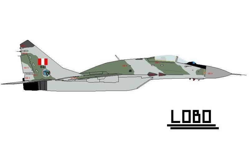 SUKHOY 25 FAP MIG-29SMP