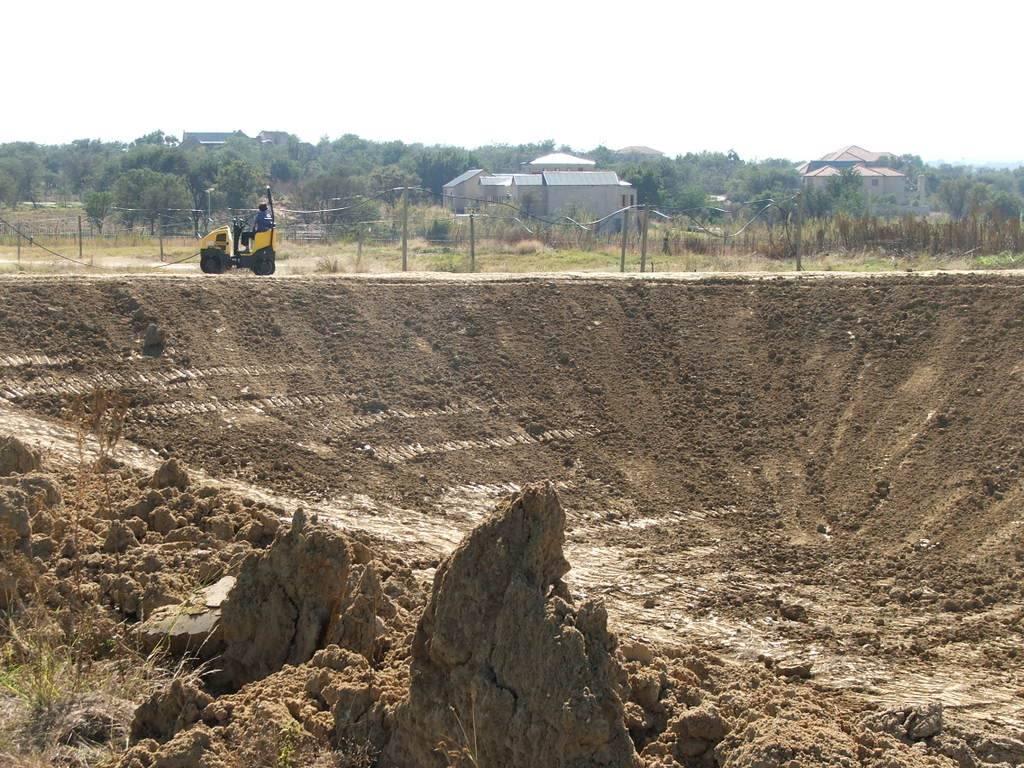 A new mud pond at Orient Koi Farm DSCF6411