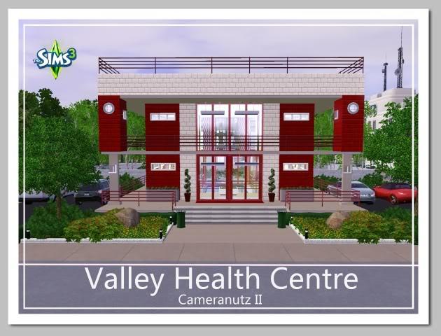 Finds Sims 3 . Martes 6 de Julio 2010 ValleyHealthMain