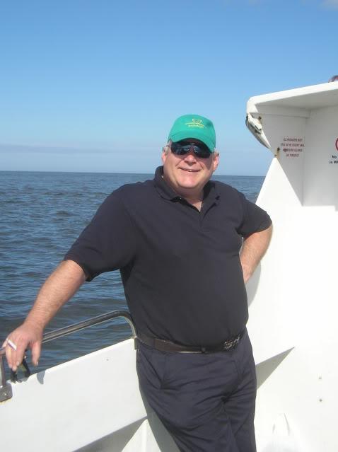 A day out on Goldilocks Charter's Goldilocksboattrip26-04-09003