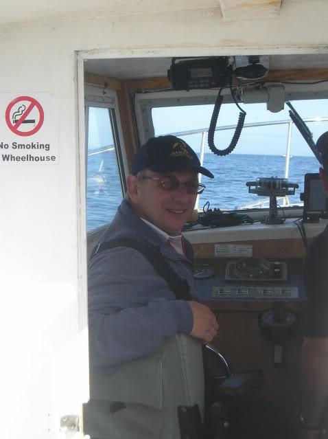 A day out on Goldilocks Charter's Goldilocksboattrip26-04-09006