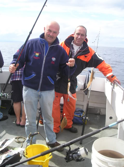 A day out on Goldilocks Charter's Goldilocksboattrip26-04-09011
