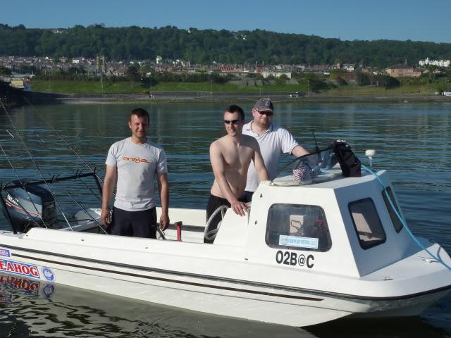 Match no1, Colwyn Bay Boatmatchno12010002