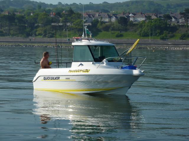 Match no1, Colwyn Bay Boatmatchno12010003