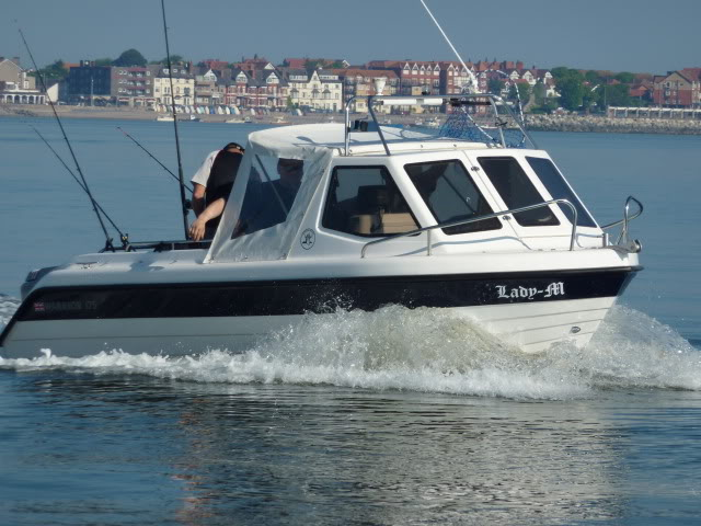 Match no1, Colwyn Bay Boatmatchno12010009