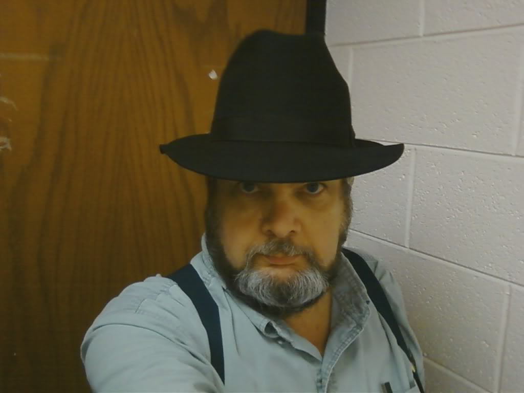 Hats Felt-hat