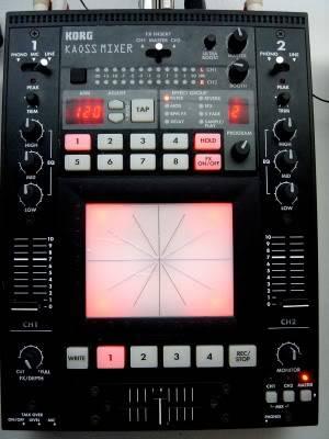Korg Kaoss Mixer 47811