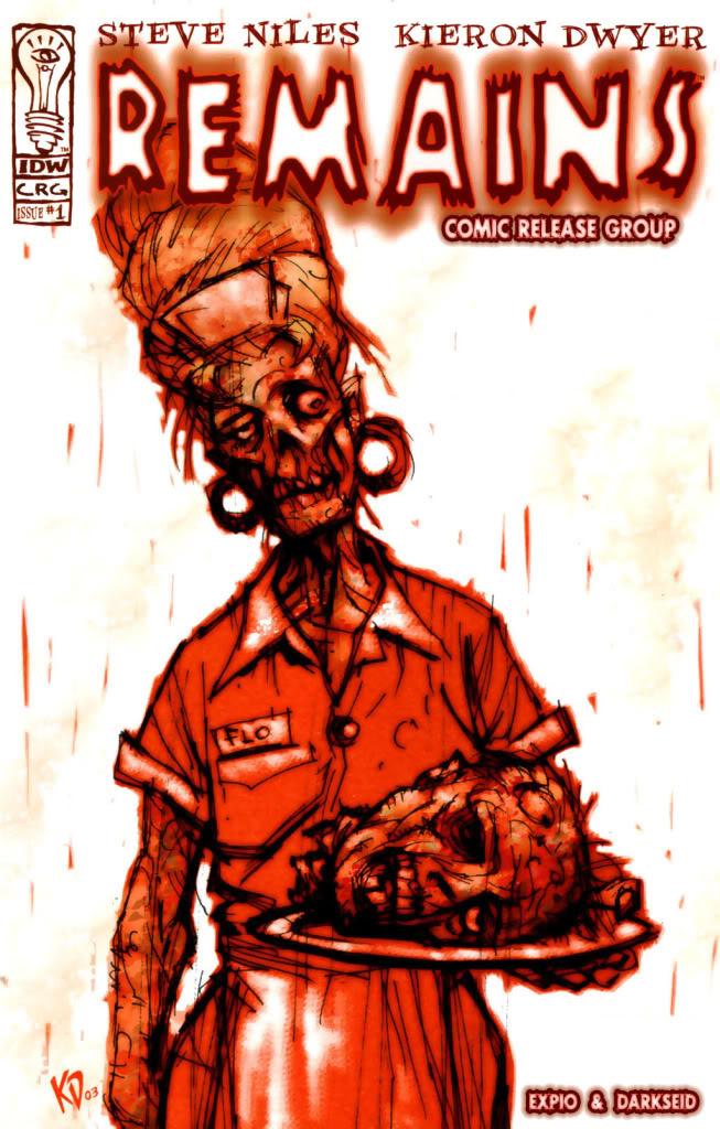 Remains - Comic [5/5] 001-PORTADA
