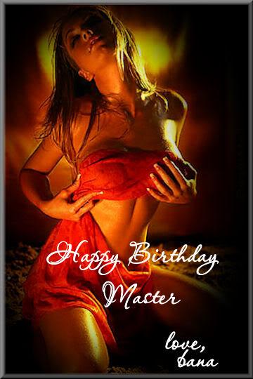 HAPPY BIRTHDAY MASTER ! HBMJ042012