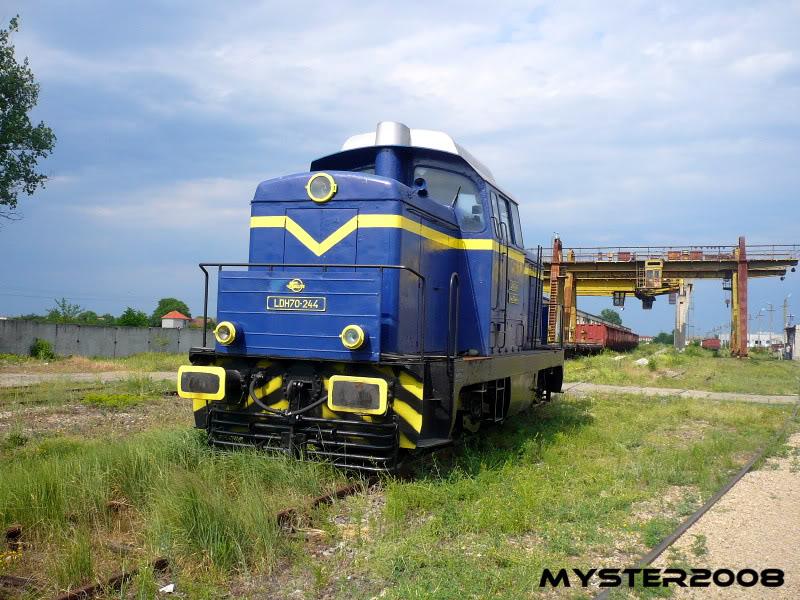 Locomotive clasa 85 (LDH 70) P1030273