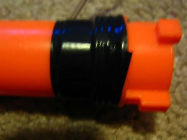 From the Vault: More spring compression in Nerf Recon Img_0287