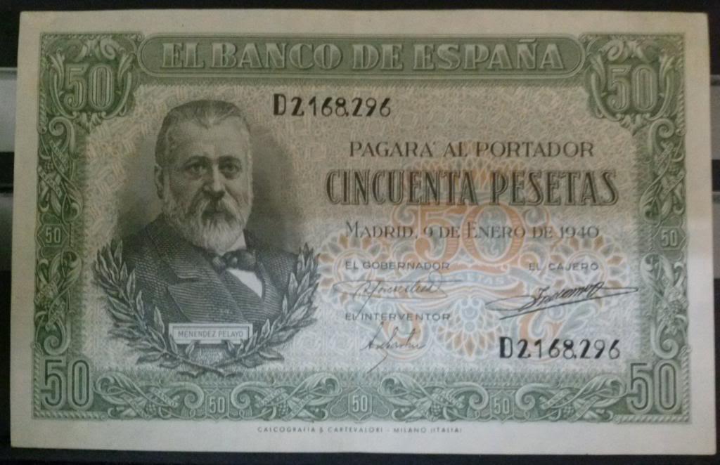 50 Pesetas de 1940. Menedez Pelayo CAM00360_zpsf53da696